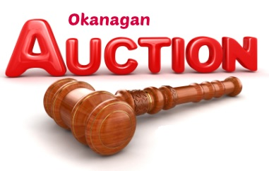 Auctions in the Okanagan